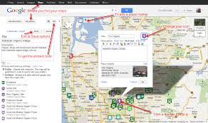 G Maps How To Add My Places Maps To Your Website