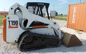 100 bobcat t190 service manual bobcat skid steer attachment