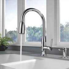 peerless pull kitchen faucet peerless faucets bathroom fixtures at lowe s