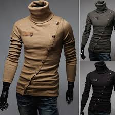 high sweaters swester sweatshirt pullover sweaters slant inclined single