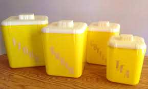 White Ceramic Kitchen Canisters 100 Yellow Kitchen Canister Set 28 Yellow Canister Sets