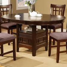Dining Room Tables With Leaves by Round Dining Table With 18