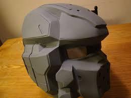 halo 4 foam helmet templates best helmet 2017
