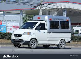 suzuki carry pickup chiangmai thailand november 6 2015 private stock photo 362177570