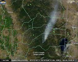 Google Map Of Oregon by U S Air Quality Weekend Edition The West Continues To Burn
