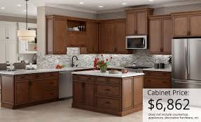 Rsi Kitchen Cabinets Hampton Bay Kitchen Cabinets Cognac Home Improvement Design And