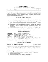 microsoft test engineer sample resume 3 software tester samples