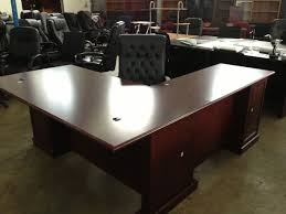 Office Desk With Hutch L Shaped by Antique Sauder Traditional L Shaped Desk All About House Design