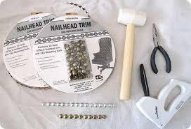 crown metalworks black decorative nail heads 12 pack 10037 the dritz home decorative nailhead trim nailhead trim 5 yards
