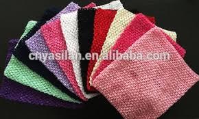 crochet headband tutu baby girl 10 inch tutu tops chest wrap wide crochet headbands
