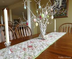 dining room easter decorations 2017 dining room centerpiece