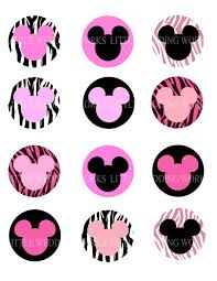 minnie mouse ears cut out template clipart free clip art images