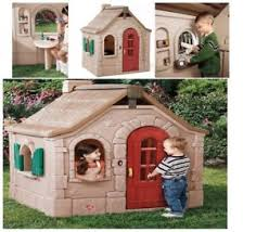 top quality step2 naturally playful storybook cottage playhouse