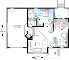 bi level floor plans with attached garage bi level house plans with garage archives propertyexhibitions info