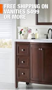 Home Depot Bathroom Vanity Cabinet by Bathroom Vanity With Sink Home Depot Www Islandbjj Us