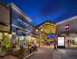 outlet mall in north carolina wins icsc design and development award