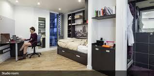 studio student accommodation in london studio apartment st