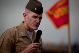 Usmc Flag Officers Fighting Fifth Welcomes New Commanding Officer U003e 1st Marine