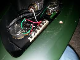 d sonic bridge pickup in my ibanez s520ex sound issues