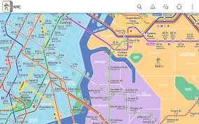 Myc Subway Map by Free Nyc Subway Map My Blog