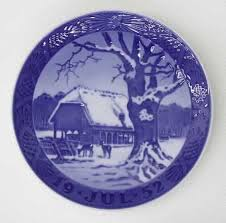 royal copenhagen collectible plates at replacements ltd