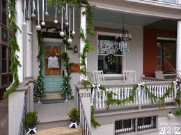 Christmas Decorations For Small Patio by Patio Best Contemporary Front Porches Decorations Front Porches