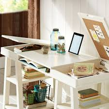 Diy Trestle Desk Cool Desks That Make You Your With Regard To Desk Lots Of