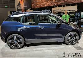 bmw i3s makes world debut in frankfurt