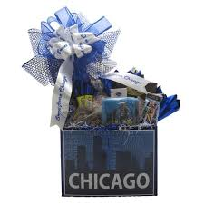 chicago gift baskets sweet home chicago gift basket
