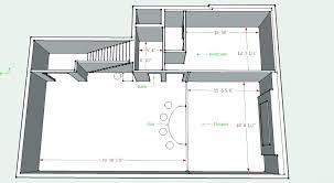 how to design a basement floor plan basement remodeling plans basement design plans finished basement