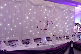 wedding backdrop rentals 1 niagara falls wedding drape rentals ceiling drapes table