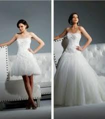 two wedding dress stella york bridal 6223 convertible wedding gown two stella york