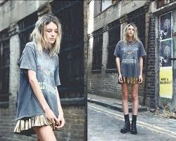 how to wear oversized t shirts 37 ideas fashiongum com
