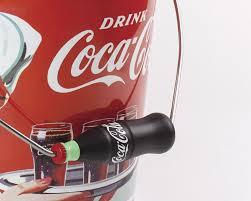 amazon com nostalgia icmp400coke coca cola 4 quart ice cream