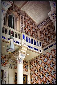 moorish architecture almas temple shriners entrance washington dc moorish flickr