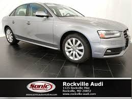 audi rockville certified used 2015 audi a4 for sale in rockville md stock