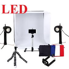 Photography Lighting New Studio In A Box Photo Tent Product Still Photography