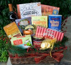 cooking gift baskets how to make a trader joe s gift basket cooking and