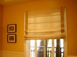 April Blinds Heart And Home How To Make Roman Shades From Mini Blinds At
