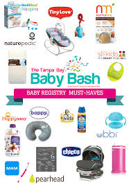 babies registry baby registry must haves from the ta bay baby bash the