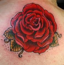 30 best traditional rose tattoo images on pinterest draw tattoo