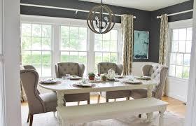 summer tour dining room reveal city farmhouse