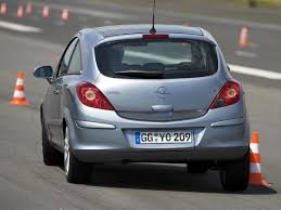 opel door opel corsa generations technical specifications and fuel economy