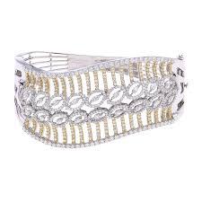 bracelet diamond designs images High end designer diamond bracelet raj jewels jpg