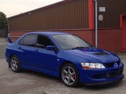 mitsubishi evo 8 wallpaper mitsubishi evo viii 260 gsr uk car rare french blue in