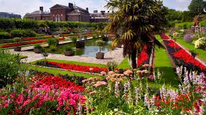 kensington palace day out with the kids