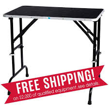 18 X 48 Folding Table Professional Dog Grooming Folding Tables