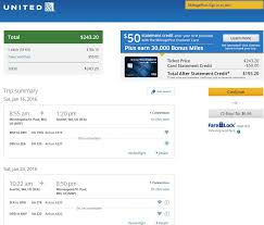 United Checked Baggage Fee by 244 254 Minneapolis To Seattle U0026 Portland Ore R T Fly