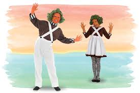 Oompa Loompa Costume How To Dress Up As An Oompa Loompa Party Delights Blog