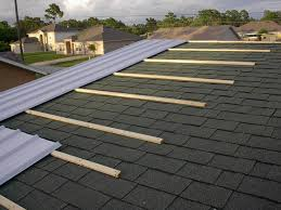 sheet metal roof shingles
